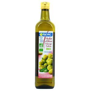 Bjorg Huile olive vierge extra bio