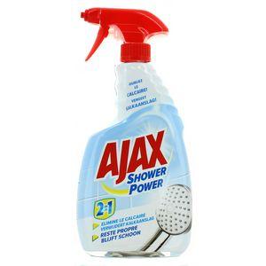 Ajax Spray shower power