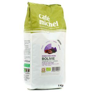 Café Michel Café grain Bolivie bio