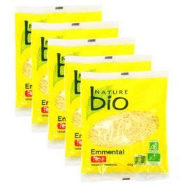 Nature Bio Emmental râpé Bio