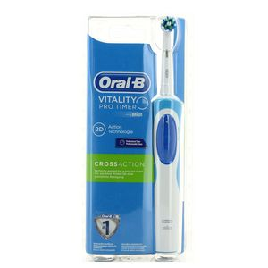 Oral B - Braun Brosse à dents électrique CrossAction