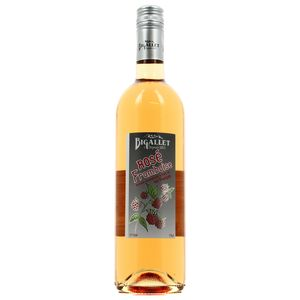 Bigallet Rosé Framboise 11°