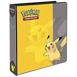 asmod e classeur range cartes pikachu pokemon. Black Bedroom Furniture Sets. Home Design Ideas