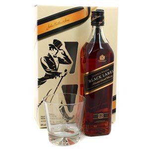 Johnnie Walker Black Label Whisky blend 12 ansl 40°