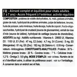 Royal Canin Croquettes pour chat OUTDOOR 30