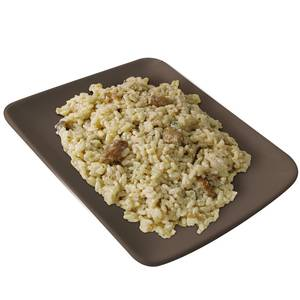 Galileo Risotto aux cèpes