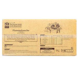 Patrimoine Gourmand Flammekueche - Tarte flambée