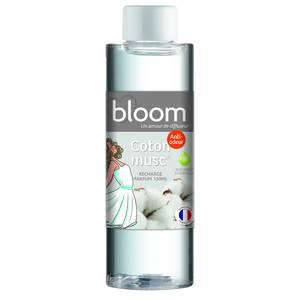 Devineau Recharge Bloom Coton musc anti odeurs