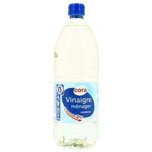 Cora Vinaigre  ménager d'alcool 12% d'acidité