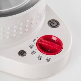 Bodum Bouilloire électrique régulateur Blanc Crème