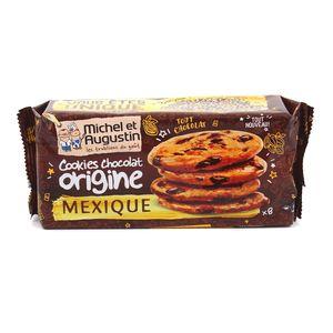 Michel et Augustin Cookies chocolat origine Mexique