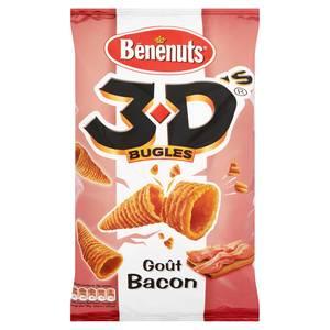 Benenuts Bacon 3 D's
