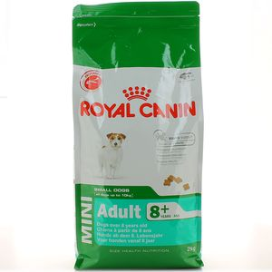 Royal Canin Croquettes pour chien MINI MATURE +8