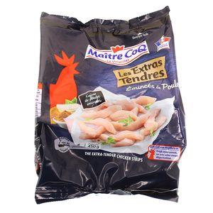Maître Coq Emincés de cuisse de poulet tendre