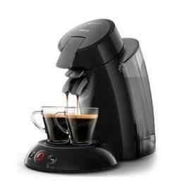 Philips Cafetière à Dosette SENSEO®  Noir Corbeau HD6554/6