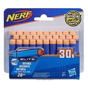Nerf 30 Fléchettes Elite recharges