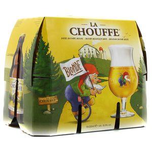 La Chouffe Bière blonde 8°