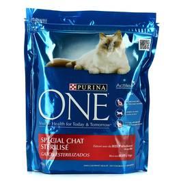 Purina One Croquettes spéciale chat stérilisé