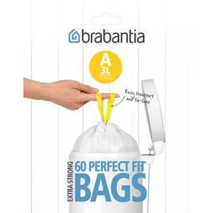 Brabantia Distributeur de sacs poubelle 3l - Taille A