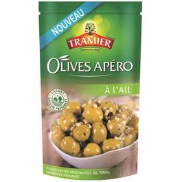 Tramier Olives apéro à l'ail