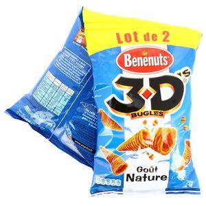 Benenuts 3D's bugles nature