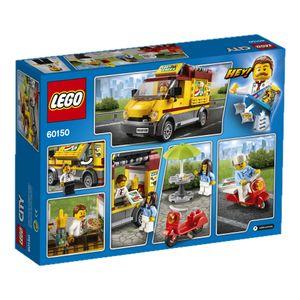 LEGO® City 60150- Le camion pizza