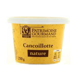 Patrimoine Gourmand Cancoillotte Nature