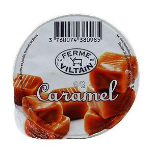 Ferme de Viltain Yaourt bicouche caramel