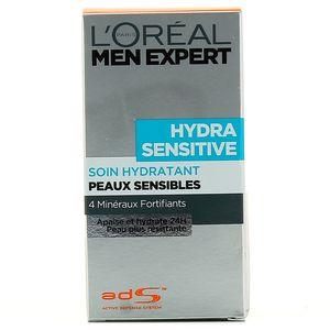 L'Oréal Men Expert Soin visage hydra-sensitive, peau sensible