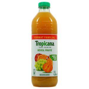 Tropicana Pur jus réveil fruité