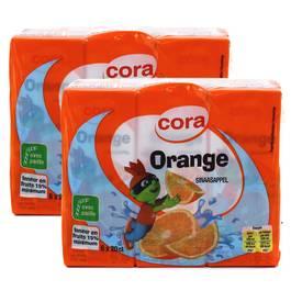 Cora Boisson a l'orange