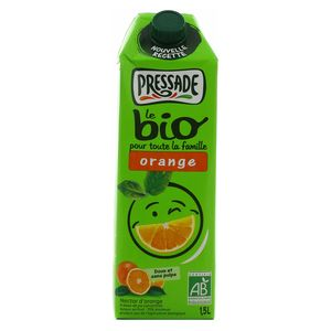 Pressade Nectar orange bio