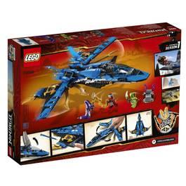 LEGO® Ninjago 70668- Le supersonic de Jay