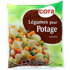 Légumes pour potage ,CORA,1kg