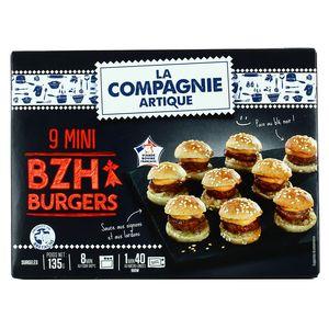 La Compagnie Artique 9 Mini Burgers BZH