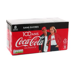 Coca-Cola Zero sucres