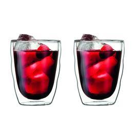 Bodum Set 2 verres double paroi