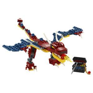 LEGO® Creator 31102- Le dragon de feu