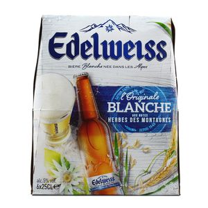 Edelweiss Bière blanche 5°