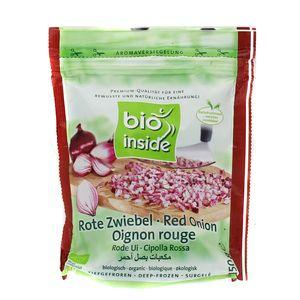 Bio Inside Dés d'oignons rouges Bio