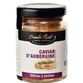 Emile Noël Caviar d'aubergine, bio
