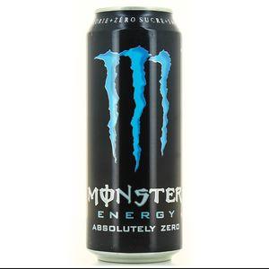 Boisson énergisante sans sucres Monster Energy
