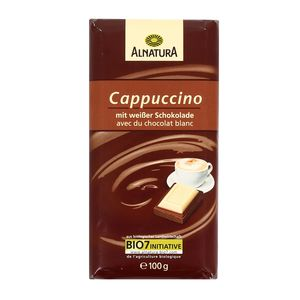 Alnatura Chocolat Cappuccino bio