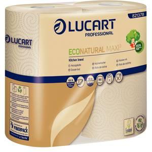 Lucart Essuie tout Econatural Recyclé