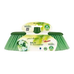 Ménatex - Pour demain Balai de dépoussiérage 100% recyclé et recyclable