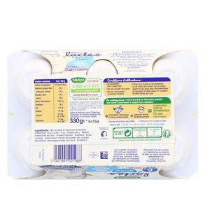 Blédina Mini lactés nature dès 6 mois