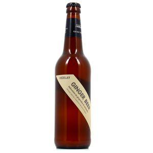 Brasserie De Vezelay Bière Ginger Beer Bio 4.4°
