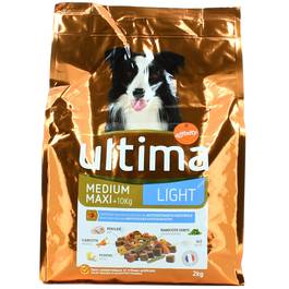 Ultima Affinity Croquettes pour chien anti oxydant Light