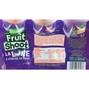 Fruit Shoot Tropical