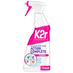 K2r Détachant avant lavage à l'oxygène actif